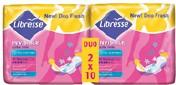Libresse Deo Fresh Invisible Clip Normal 20