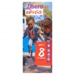 Libero Up&Go 8 New Soft (30 db) pelenka