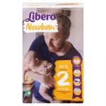 Libero Newborn Mini (2) 70 db.